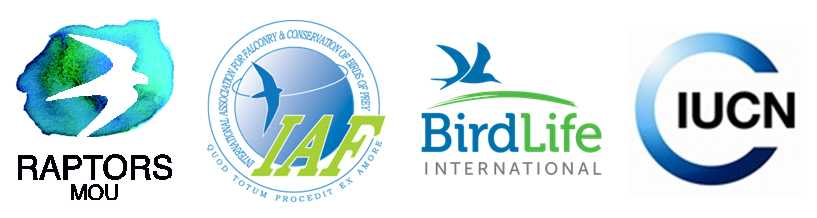 Partners in the project: CMS, IAF, IUCN and BirdLife